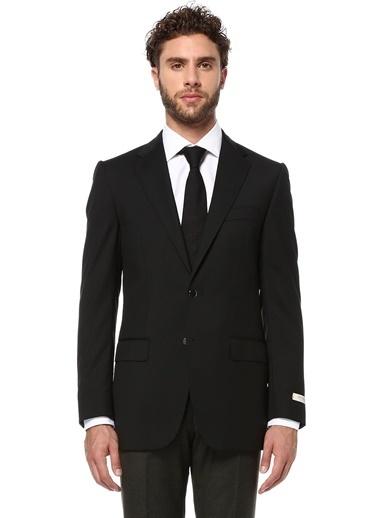 Beymen Collection Yün Klasik Ceket Siyah